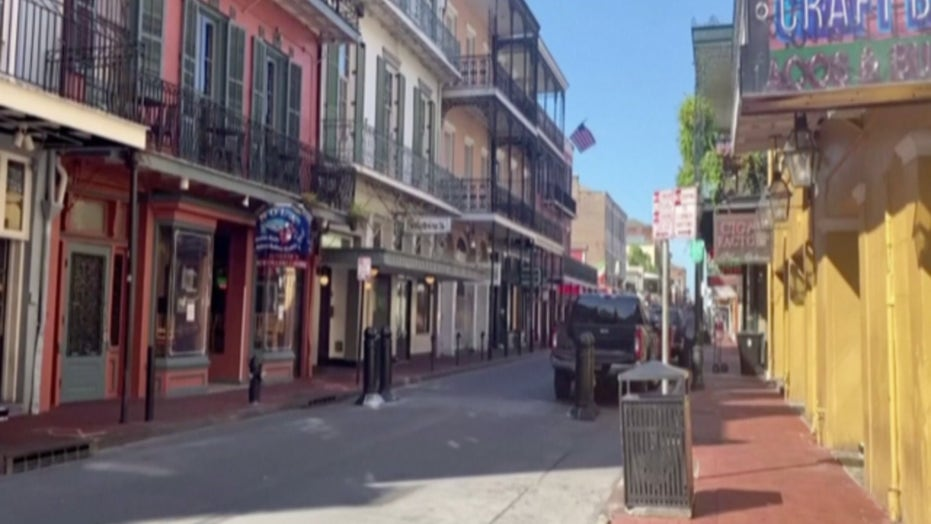 New Orleans' tourism takes a hit amid Coronavirus pandemic