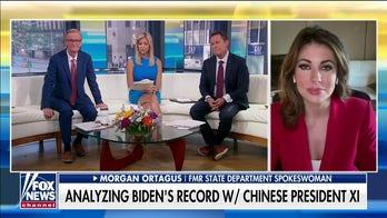 Ortagus: Biden, Obama believed China's rise, American decline was 'inevitable'