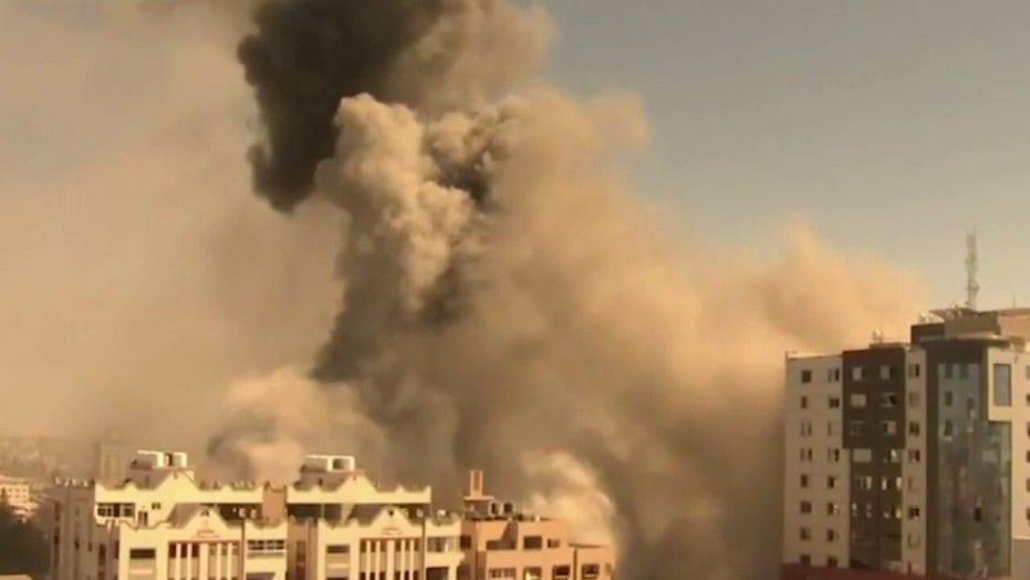 LIVE UPDATES: Israeli military targets home of Gaza's top Hamas leader
