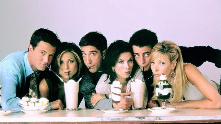 The best 'Friends' cast reunions on Instagram