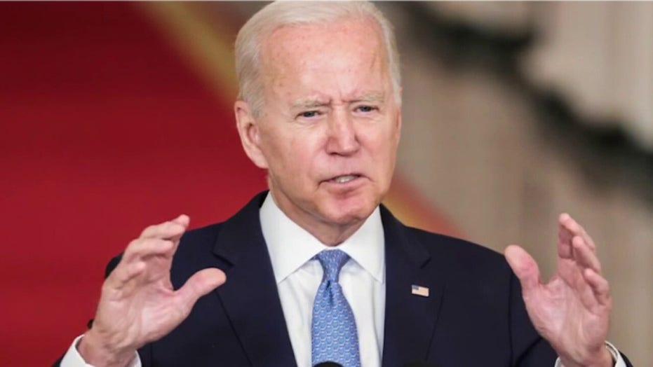 Gutfeld: Biden's media honeymoon 'over faster than Ilhan Omar and her brother'