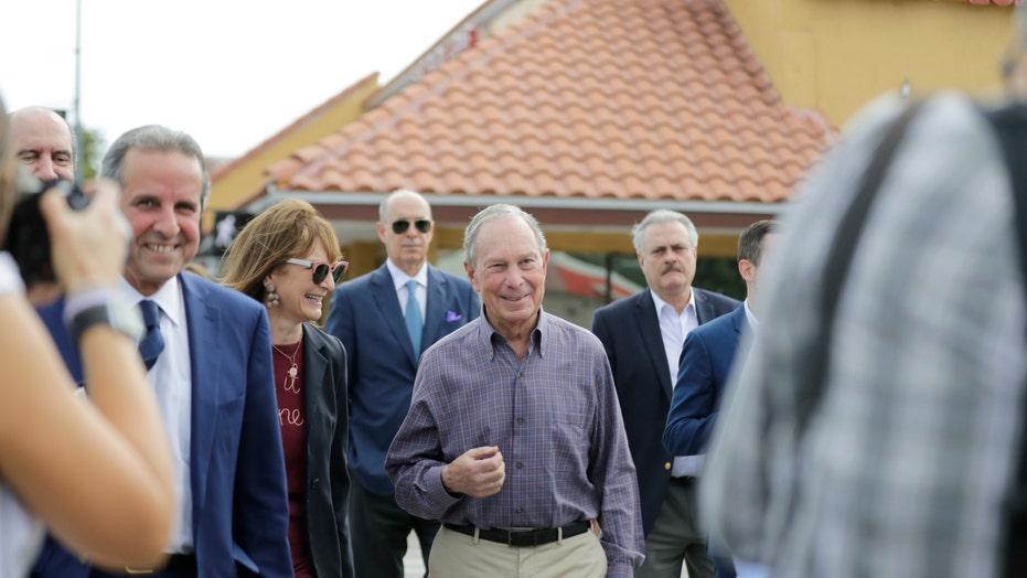 Mike Bloomberg wins American Samoa caucuses