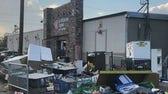 Hurricane Laura devastates Louisiana pediatric center