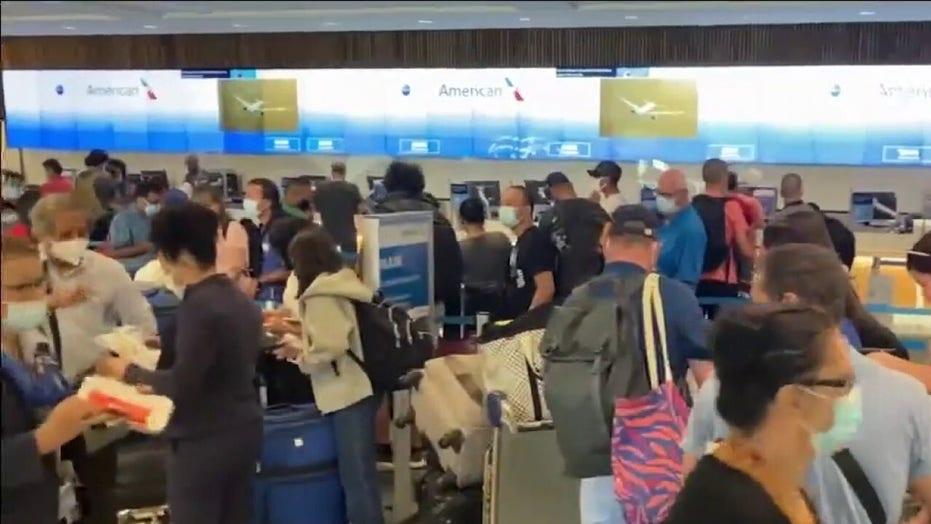 Air travel surged nearly 500% during Memorial Day weekend: TSA
