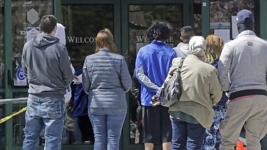 22M jobs lost in 4 weeks amid coronavirus pandemic
