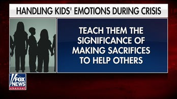 Tips on handling your kids' emotions during a nationwide crisis