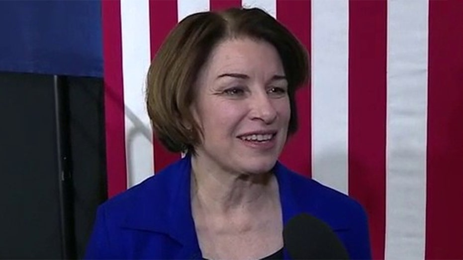 Senator Amy Klobuchar: We need a president with empathy