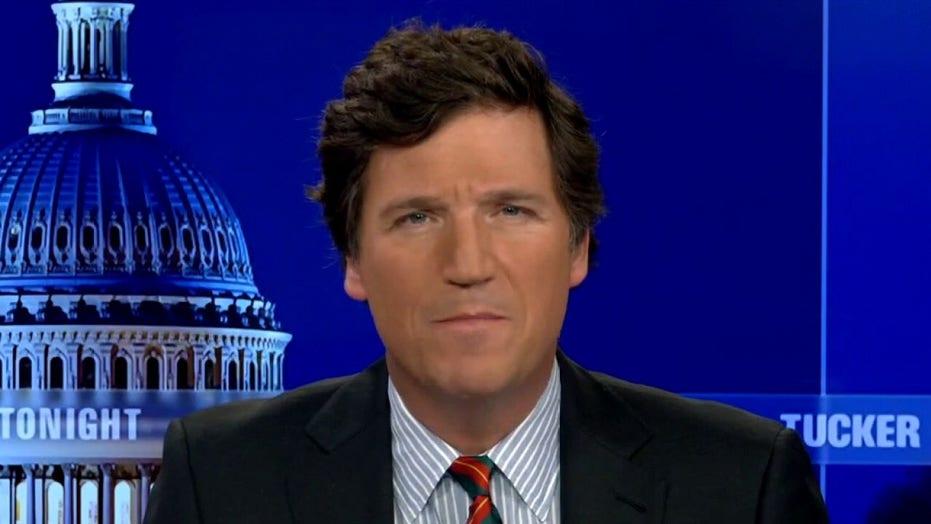 Tucker Carlson: Is there a public health reason Joe Biden often leaves the White House?