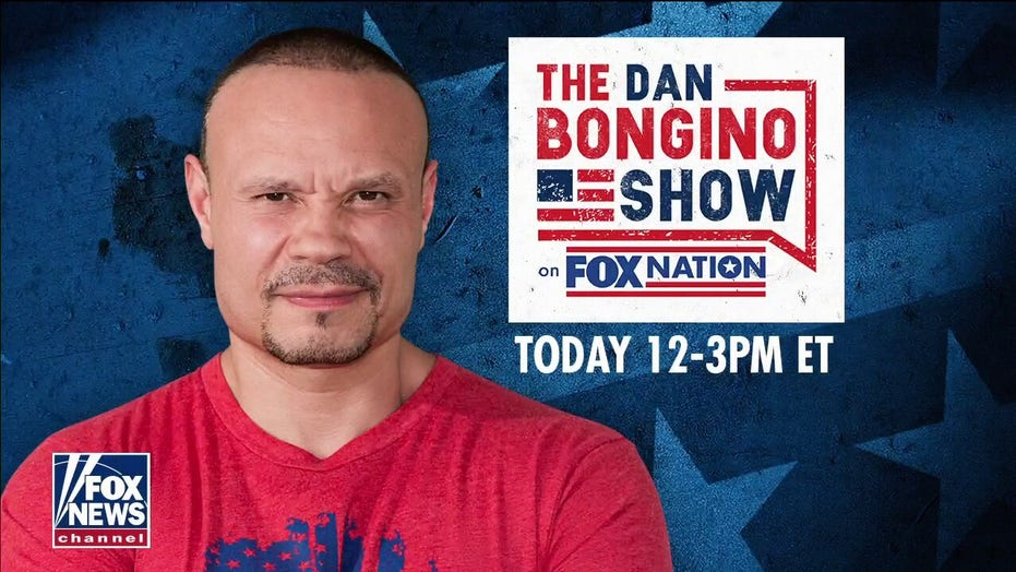 Dan Bongino previews his Fox Nation show, interview with former President Trump