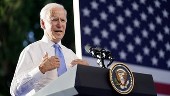 Protests break out in front of WH urging Biden to take firmer stance on Cuba