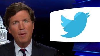 Tucker Carlson: Twitter brazenly deplatforms conservatives, then reminds Uganda that censorship is bad