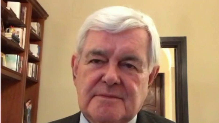 Gingrich: I would 'beg' Mitch McConnell to hold a clean vote on $  2000 stimulus checks