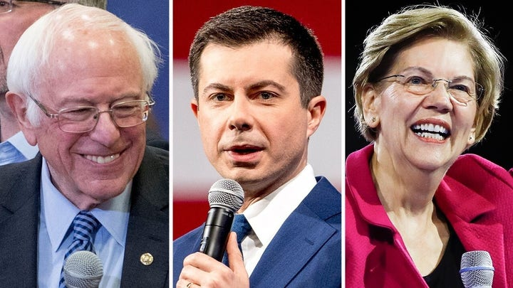 Mary Anne Marsh picks Democratic presidential candidates to watch in the New Hampshire primary