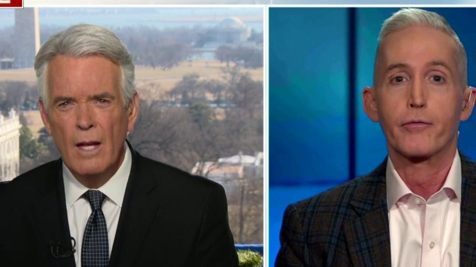 Trey Gowdy: Democrats chose the 'dumbest' possible impeachment article to bring against Trump