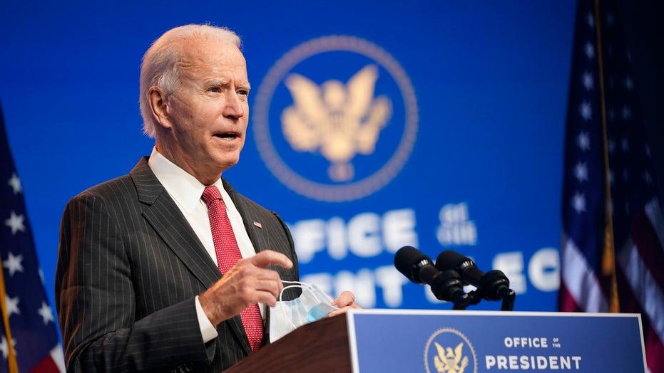 Joe Biden's gaffe-filled 2020: President-elect botches HHS announcement