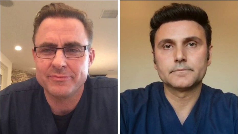 California urgent care doctors make case for reopening America