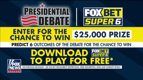 One More Thing - Win some cash during the presidential debate