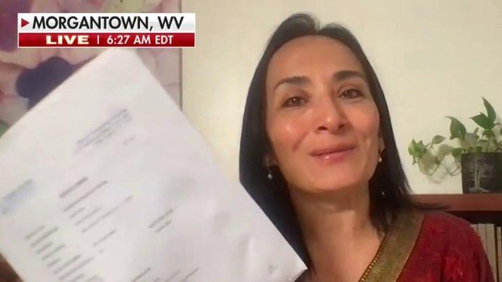 Virginia parent slams school board over woke curriculum