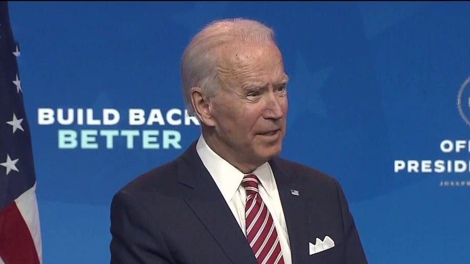 Is the media being critical enough of President-elect Biden?