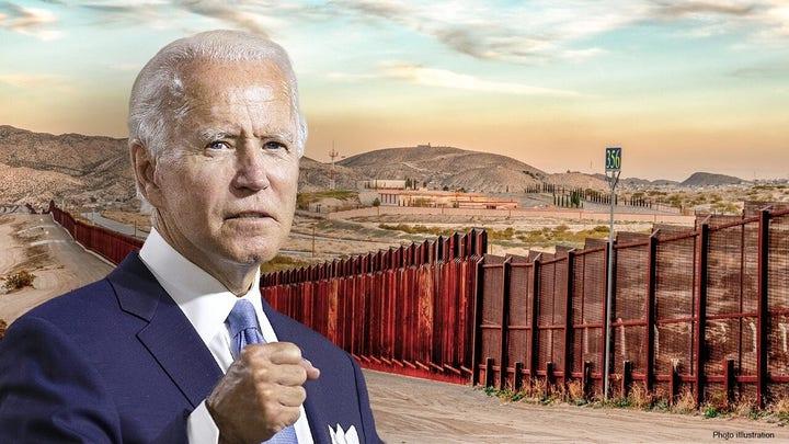 Biden surrenders America's borders to the far left