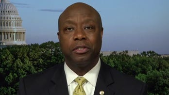 Sen. Tim Scott 'disappointed' bipartisan police reform negotiations failed