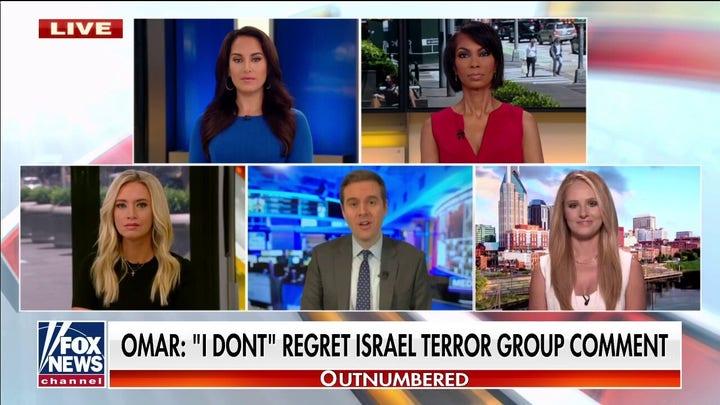 rappresentante. Omar attacks Jewish House Democrats