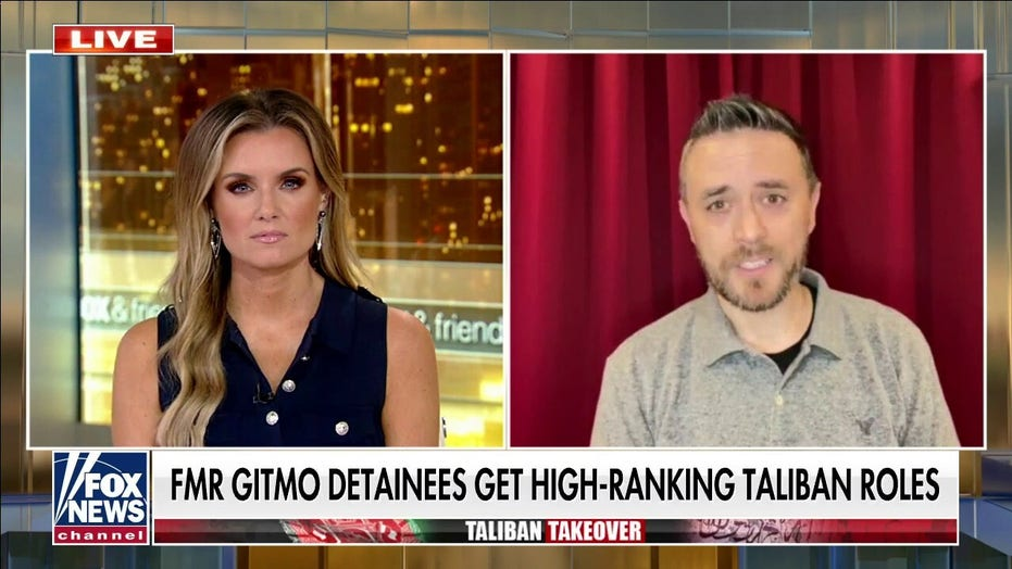 Former Bergdahl platoon member 'horrified' to see ex-Gitmo detainees serving in Afghan government