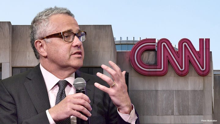 CNN 'ruthlessly' mocked for 'bizarre' decision to bring back Jeffrey Toobin
