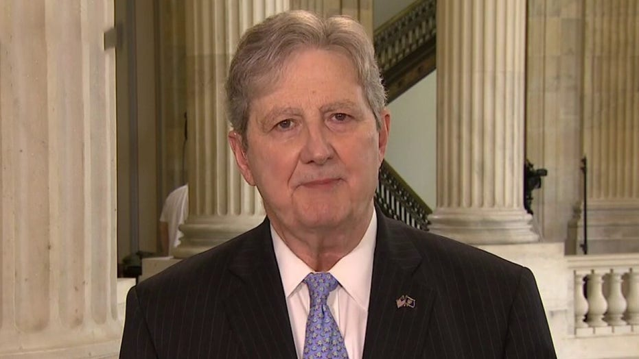 Sen. Kennedy: Manchin understands that ending the filibuster will 'blow up the Senate'