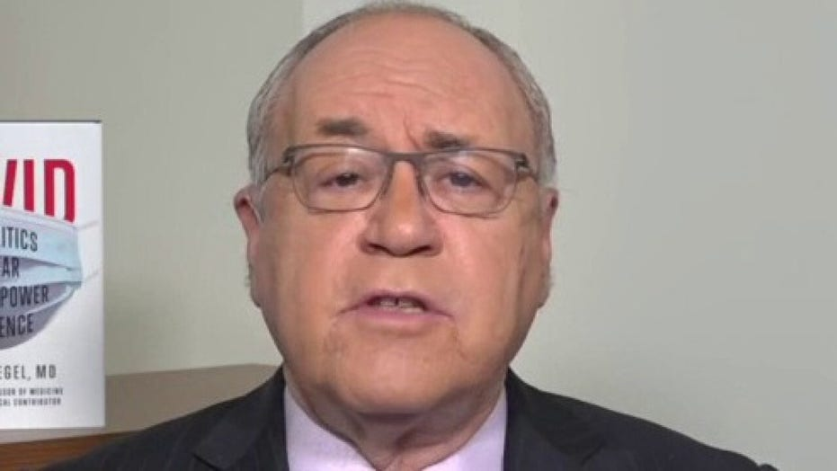 Dr. Marc Siegel on report that Astrazeneca is likely to run a new coronavirus vaccine trial