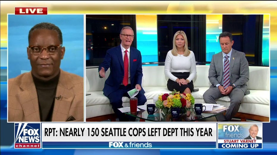 Former Seattle mayoral candidate says defunding police caused exodus of officers: 'Experiment isn't working'