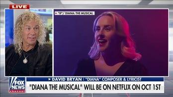 Bon Jovi's David Bryan on bringing 'Diana: The Musical' to life