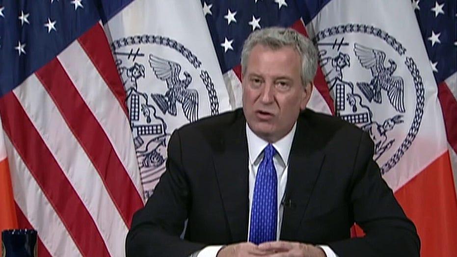 Melissa Francis calls for Mayor de Blasio's resignation: New York City is in 'freefall'