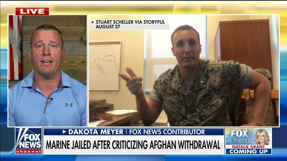 Dakota Meyer slams US military leadership for becoming 'so political'
