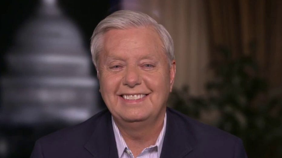 Graham warns Biden immigration policies will lead to 'caravan after caravan' at US-Mexico border