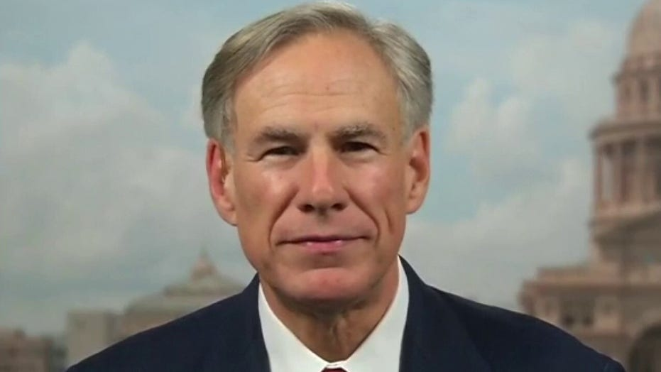 Texas governor on ramping up state's coronavirus testing