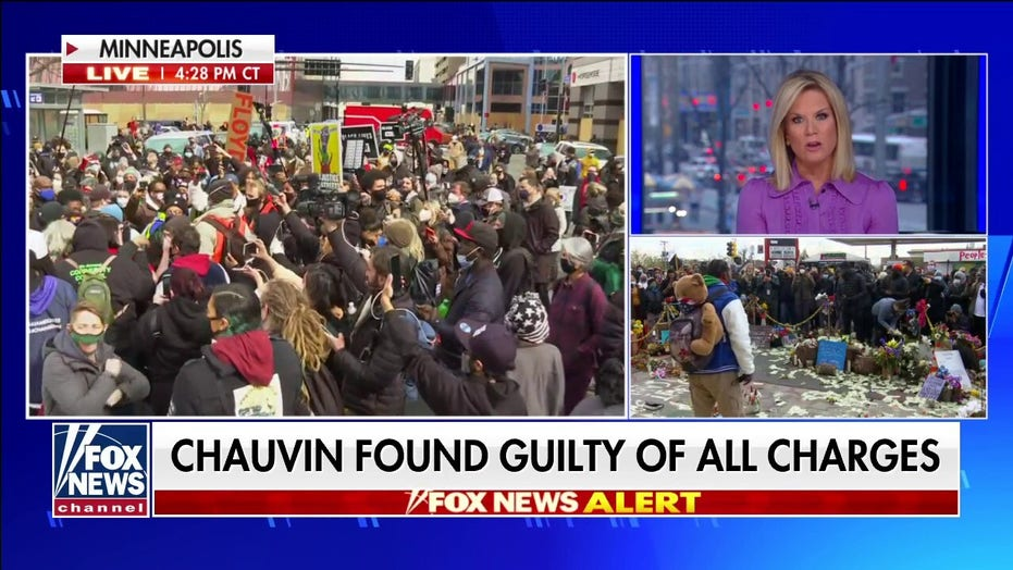 Outraged Martha MacCallum fires back at Chelsea Handler for decrying due process in Derek Chauvin trial