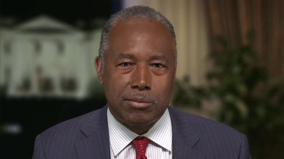 Carson accuses Democrats of using race 'to divide people and to provide power for a political class'