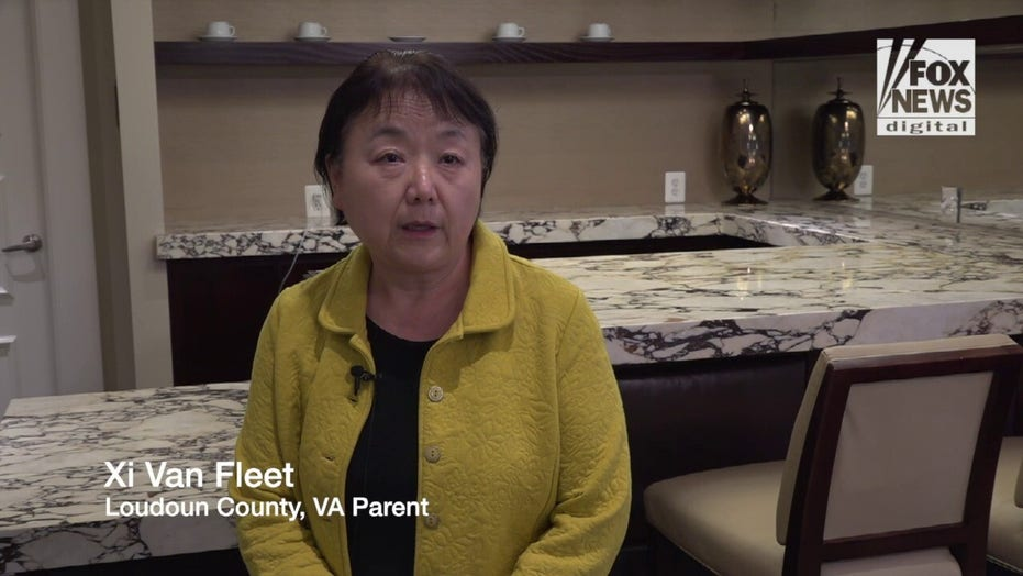 Virginia mom who survived Maoist China claims school boards and DOJ using 'communist tactics'