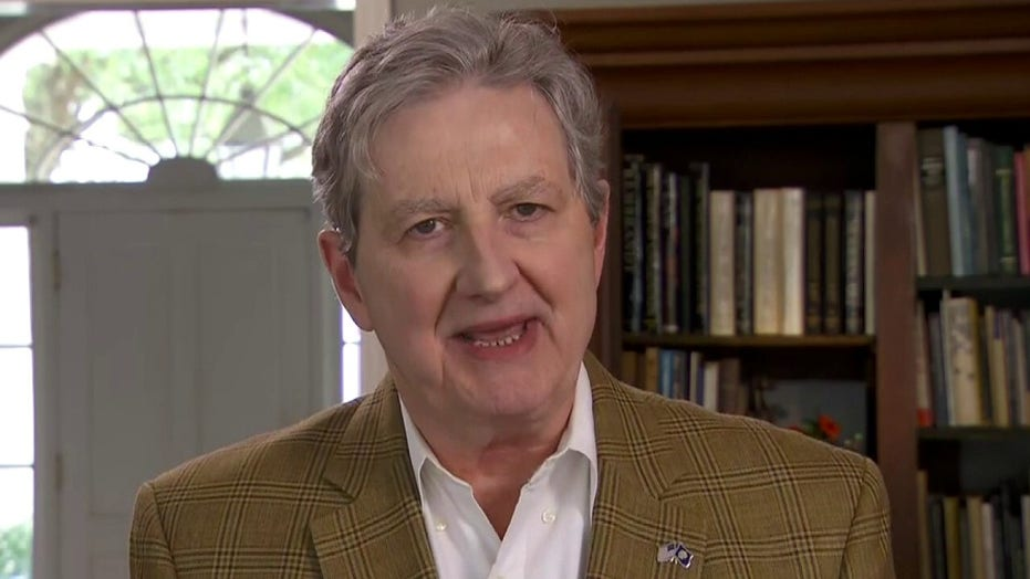 Sen. John Kennedy: MLB moving All-Star Game from Atlanta 'has nothing to do with race'