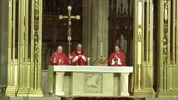 Saint Patrick's Cathedral Mass: Tuesday, June 2