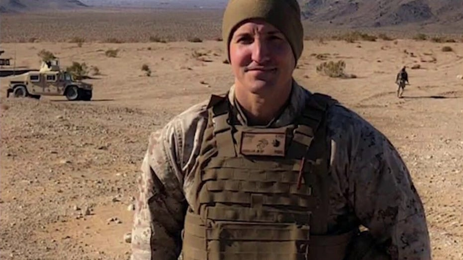 Scheller, Marine who criticized Afghanistan withdrawal, sentenced to reprimand, forfeiture of $5K in pay