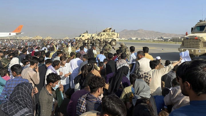 Lawmakers scramble to rescue Americans stranded in Kabul: Reporte