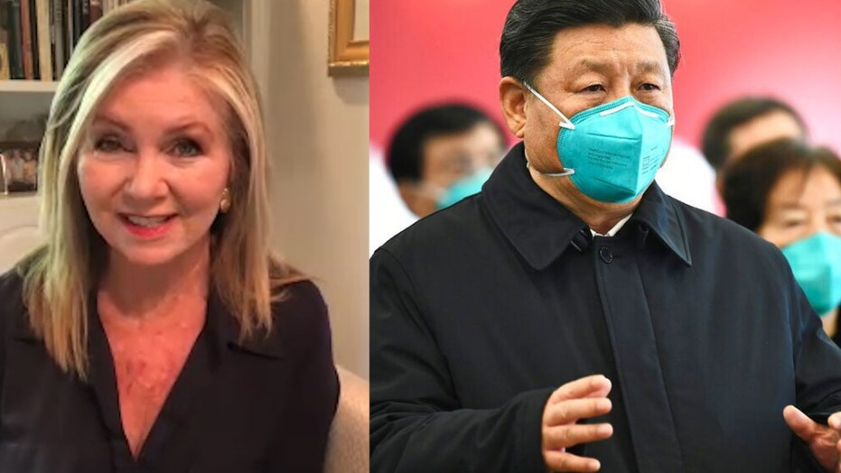 Exclusive: Sen. Marsha Blackburn, 'China, you had the information, you lied. You need to be held to account for this.'