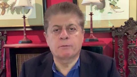 Judge Napolitano worries: Being squeezed by 'forces of anarchy, 'tyrannical' politicians
