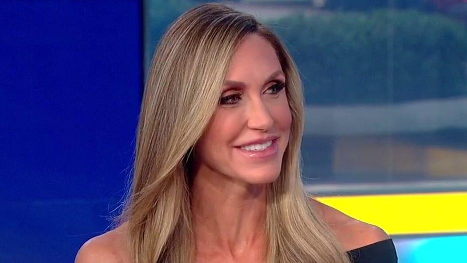 Lara Trump reacts to Jill, Joe Biden defending son Hunter on 'The View'