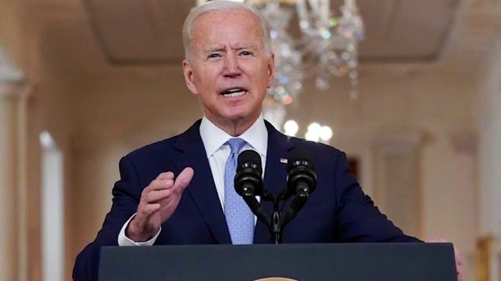 'The Five' slam Biden claiming massive spending plan 'costs zero dollars'