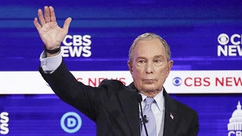 Watchdog group files IRS complaint, says Bloomberg using charity as political tool