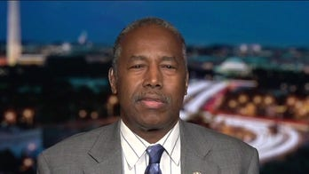 Ben Carson blasts Biden's plan for American suburbs: 'We want people to be able to have choice'
