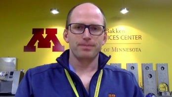 University of Minnesota doctor creates makeshift ventilator to curb supply shortages